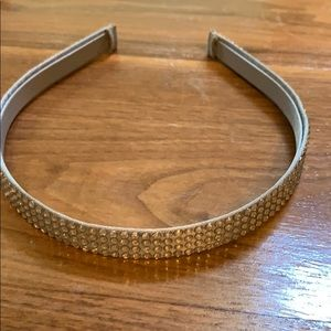 J. Crew Jeweled Headband